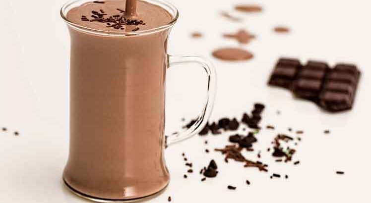 Milkshake Chocolade